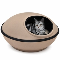 Domestic Delivery Pet House Cat Bed Soft Warm Sleeping Bed With Zipper Removable Nest Kennel For Puppy Product Pillow For Animal