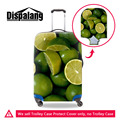 Dispalang 3D Fruits Print Luggage Protective Cover For 18-30 Inch Suitcase Travel Accessories Elastic Trolley Luggage Cover
