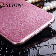Luxury Glitter Case For Apple iPhone 6 6s 7 Plus 5 5S SE Bling Matte Soft TPU Back Cover Cases For iPhone 6 6s Plus