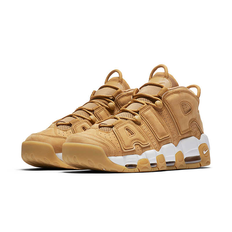 finest selection 92a66 d9de9 ... Nike Air More Uptempo OG Men s Breathable Basketball Shoes Sport  Sneakers Athletic Designer Footwear 2018 New ...