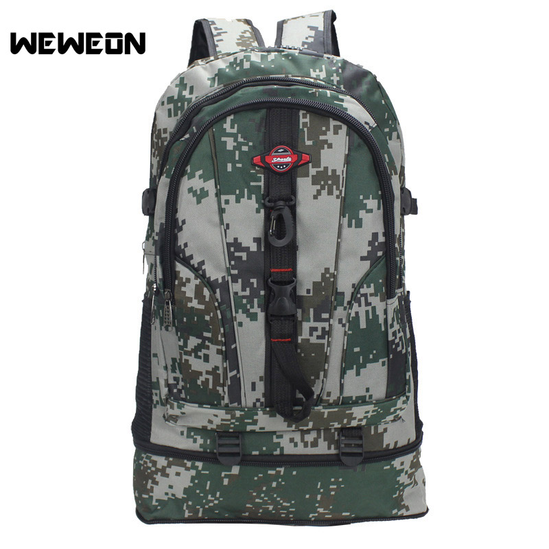 Large Waterproof Camo Military font b Tactical b font Outdoor Mountaineer Hiking Camping Hunting font b