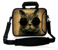 15 6 Inch Laptop Shoulder Bag Case Sleeve With Handle And Extra Pocket For 14 14