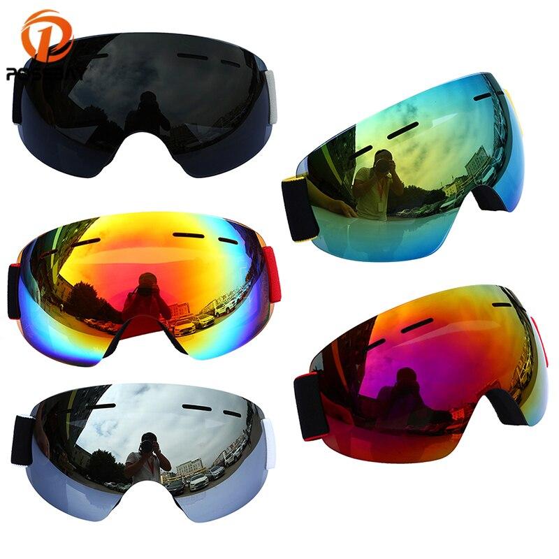 Motocross Racing Dirt Bike Snow Ski Eyewear Glasses Snowboard Goggle Possbay