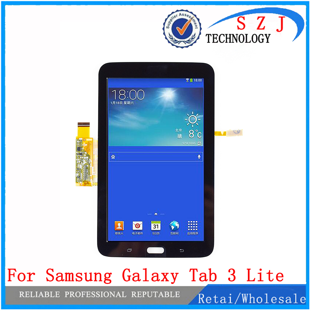 New 7 Inch For Samsung Galaxy Tab 3 SM-T110 SM-T111 SM-T113 SM-T116 LCD Display Touch Screen T110 T111 T113 T116 Matrix Assembly