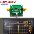 400M-3GHZ input Broadband frequency doubler Multiplier/ Output 800M-6G for Ham Radio Amplifiers