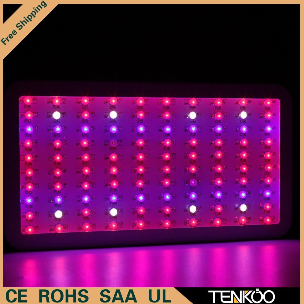 1pcs 300W LED Grow Light High Power Epistar Chips Full Spectrum Hydropoonic Grow Light Biggest Yields Led lamps for Plants