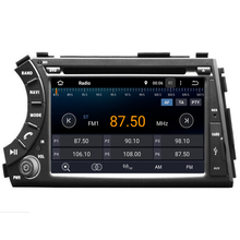 2din HD 1024X600 ocho Core Android 9,0 4G RAM DVD del coche para Ssang Yong SsangYong Kyron Actyon 2005-2013 GPS Radio Estéreo