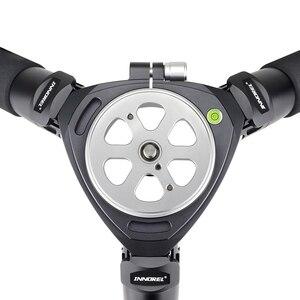 Image 3 - INNOREL RT90C profesyonel ağır kamera tripodu Ultra kararlı üst düzey kuş gözlemciliği kamera standı 40mm bacak tüpü Max yük 40kg