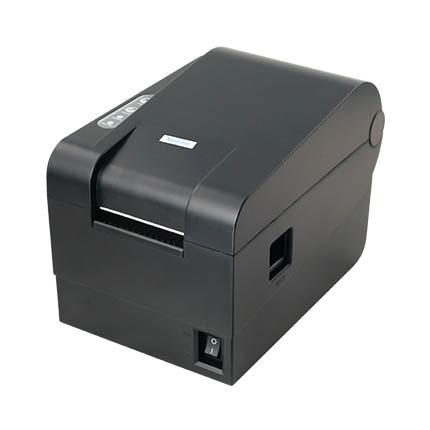 wholesale 2016 New original high quality XP-235B Thermal barcode printer sticker printer Qr code the non-drying label printer