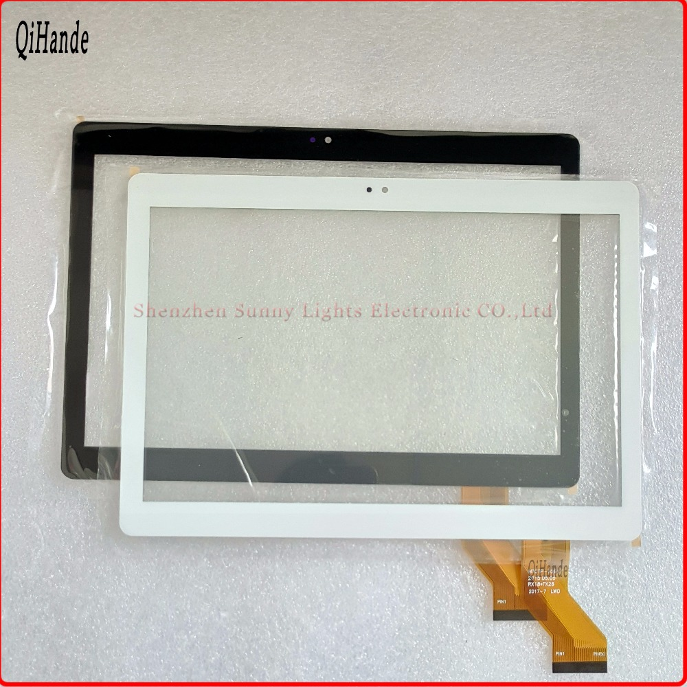 1Pcs/Lot  Touch Screen Suitable For ONGPAD K107 Y900 T900 BK109 K900 MTK8752 Octa Core 10.1 Inch 4G FDD LTE Tablet Touchscreen