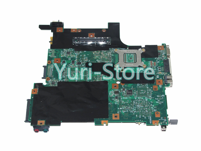 NOKOTION FRU 44C3933 For Lenovo Thinkpad R61 T61 mother boards 965PM DDR2 Quadro 140M Mainboard цена