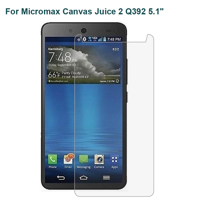 Glass For Micromax Canvas Juice 3 Screen Protector Toughened Protective Film For Micromax Canvas Juice 3 Juice3 Q392 Q 392