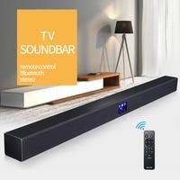 DHL 60 W Draadloze Bluetooth TV Soundbar Speaker 2.1 3D Home Theater Surround Boombox Subwoofer Geluid Bar Doos PC Telefoon luidspreker