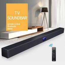 JY аудио Беспроводной Bluetooth ТВ Саундбар Динамик 2.1 дома Театр объемного Бумбокс Сабвуфер Звук бар Box PC громкоговорителя