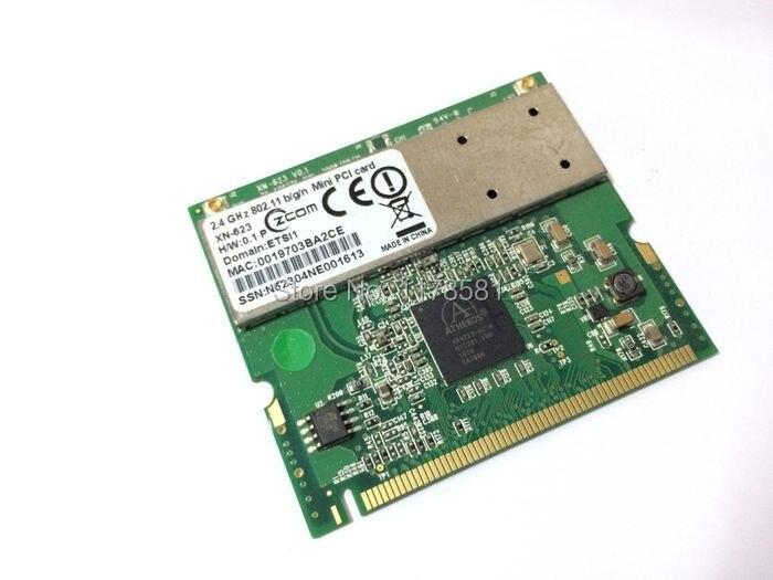 Atheros AR9223 Mini PCI Wireless Card 802.11b/g/n 300Mpbs WIFI WMP-N09 XN-623