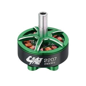 Image 5 - 4 יח\חבילה Hobbywing XRotor מירוץ פרו 2207 2650KV 2450KV 1750KV Brushless מנוע לfpv RC מירוץ Drone Quadcopter