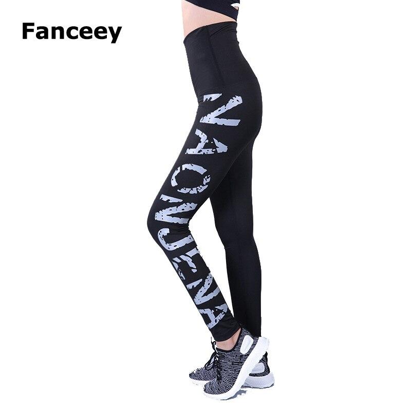 Women High Waist Yoga Pants Top Quality High ElasticThick