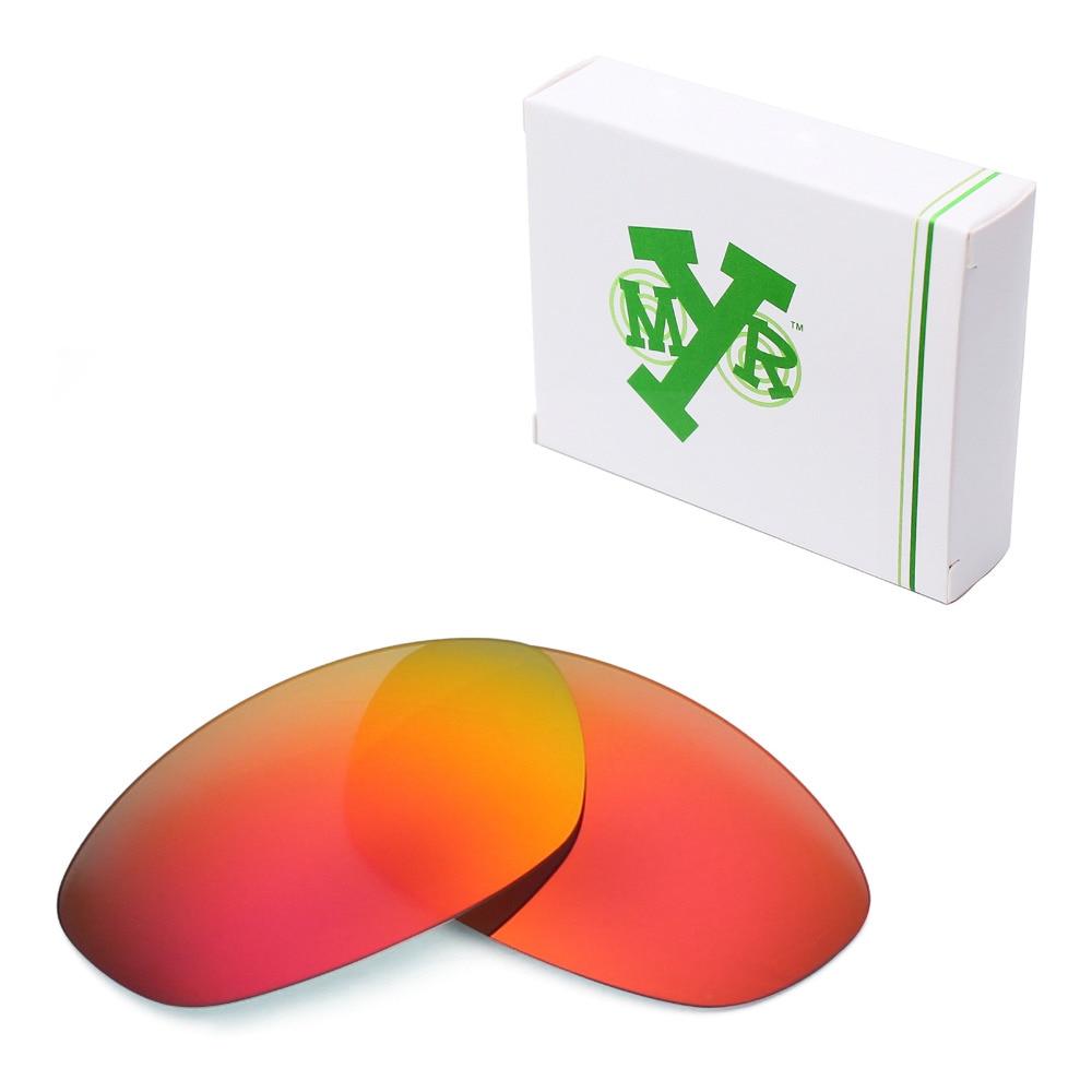 Mryok POLARIZADA Lentes de Reposição para óculos Oakley Vinte XX 2012 Óculos  De Sol de Fogo Vermelho 757c4f4c5b