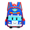 2-7 Years Kindergarten Children School Bags Cartoon Cars Backpacks for Boys Schoolbags Kids Satchel Girls Preschool Backpack