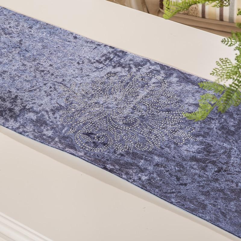 Anglia Ekskluzywne wiercenie na gorąco Aksamit Elegancki wzór Flaga - Tekstylia do domu - Zdjęcie 3