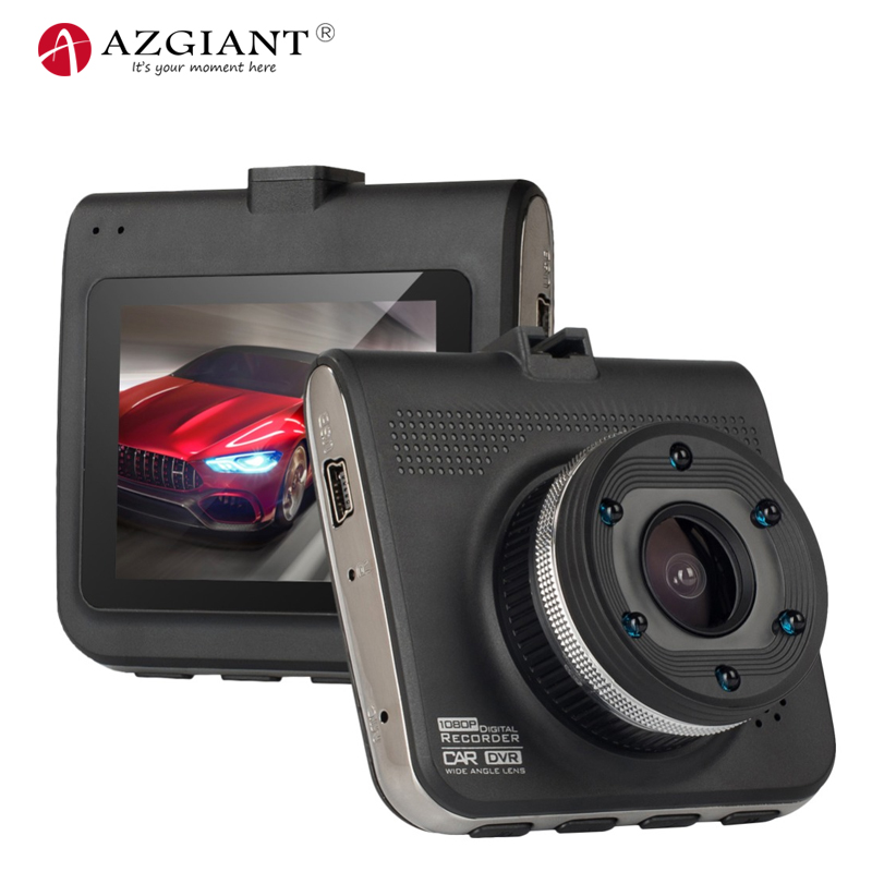 Car DVR Video-Recorder Registrator Wide-Angel-View Night-Vision 170-Degree 1080P 2 Aperture