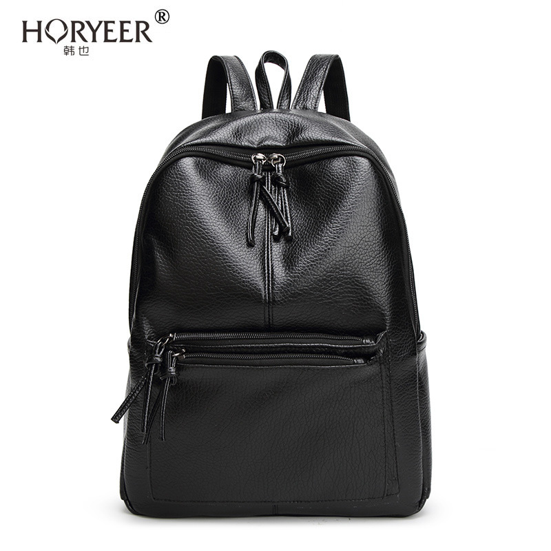 Popular Black Book Bags-Buy Cheap Black Book Bags lots from China ...