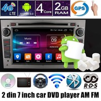 For Vauxhall Opel Astra H G J Vectra Antara Zafira Corsa Quad Core Android 6.0 Car DVD radio player GPS 4G LTE touch screen