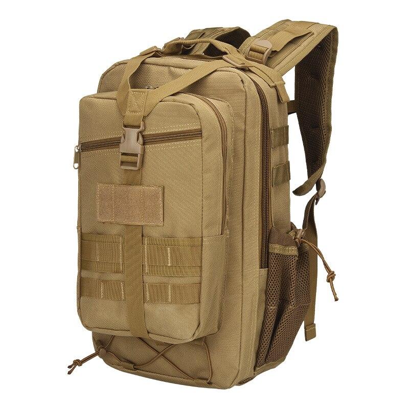 ФОТО Men's Military Backpack Waterproof Shoulder Bag Backpacks Multi-functionTravel Bags Free Shipping