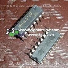 Бесплатный shippin 5 шт./лот HD74LS76AP 74LS76 DIP-16 новый оригинальный