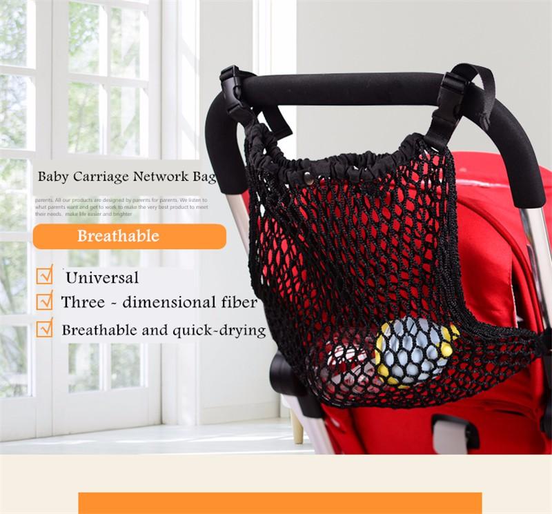 Baby Stroller Bag Organizer  (1)