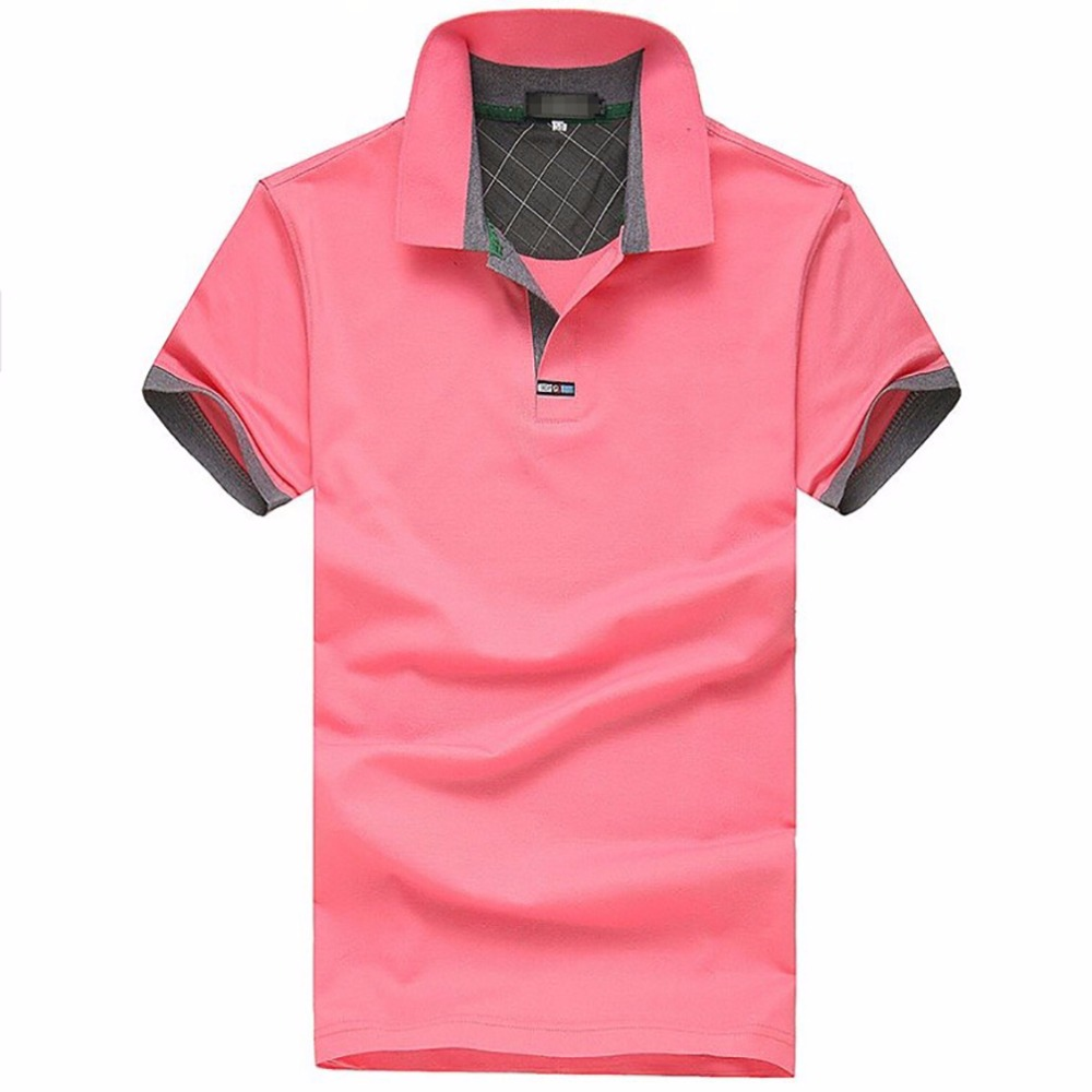Free shipping plus size M 3XL large size 3 colors fashion casual shirt font b POLO