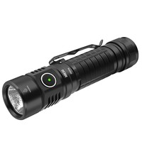 Rofis MR30 CREE XHP35 HI 1600 lumens micro USB rechargeable LED Flashlight