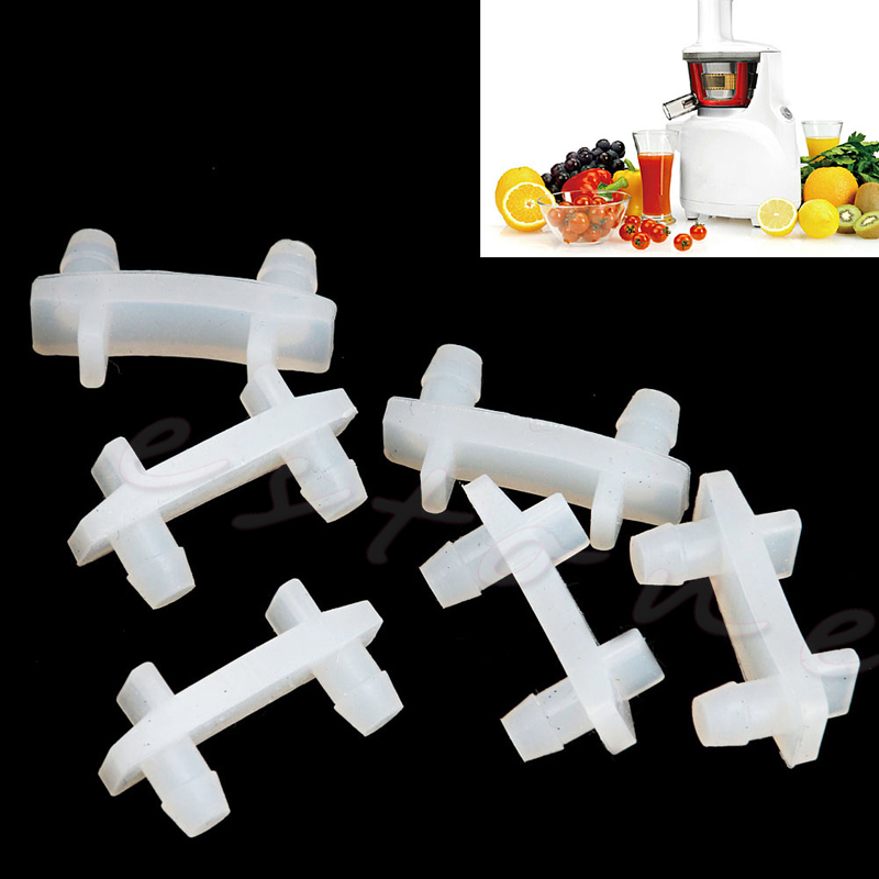 6Pcs New Replacement Rubber Bush Spare Parts Shock Pad For Nutribullet 600W 900W #Y05# #C05#