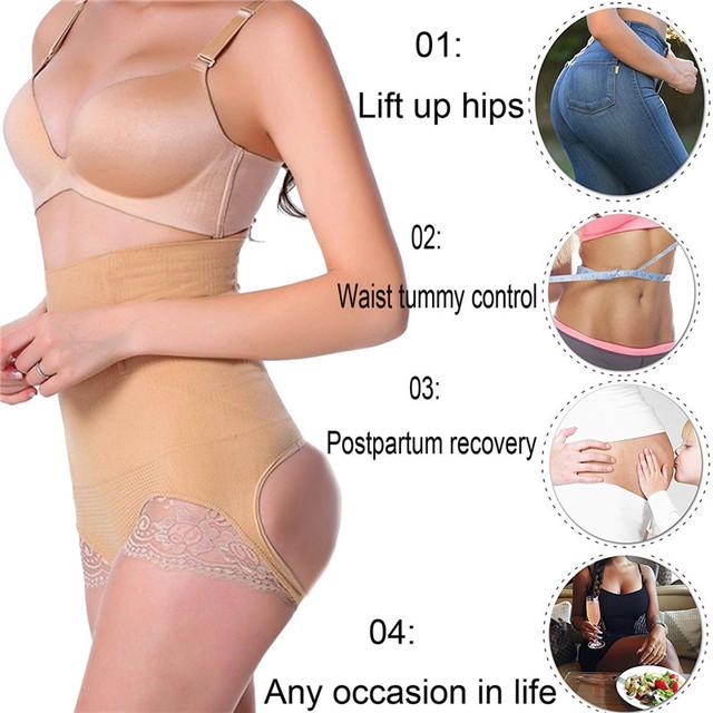 Women's weight loss, fat burning, Body Shaper and Sexy Butt Lifter