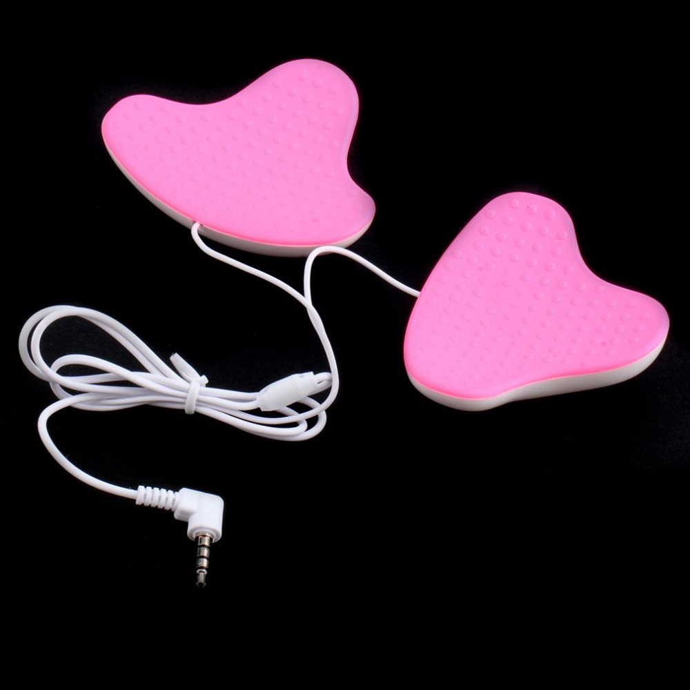 1set Professional Electric Breast Enhancer Vibrating Massager Breast Muscle Firmer Machine for Women Promotion breast light detection device for the breast cancer self check up and breast clinical examination