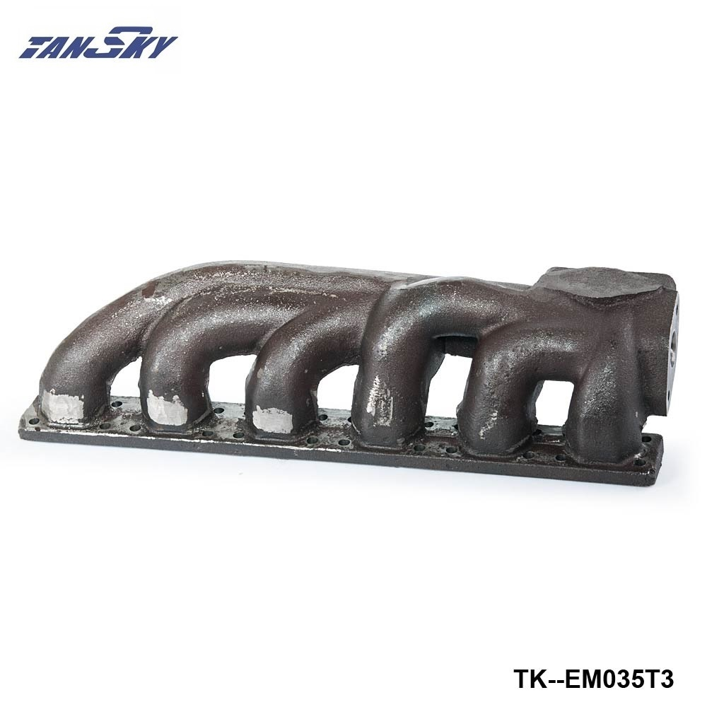 For BMW 323i 325i 328i 330i M3 E36 V6 T3 Iron Cast Exhaust Turbo Manifold 38mm Wastegate Flange TK-EM035T3 for 320i m50tu b20 m50 b25 m50tu b25 top mount t3 t4 turbo manifold for 92 98 fit bmw e36 325i 328i gt35