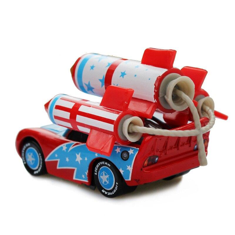 Disney Daredevil Metal Pixar 2 De 3 Cars Rayo Mcqueen Fundición 7vbfIY6gy