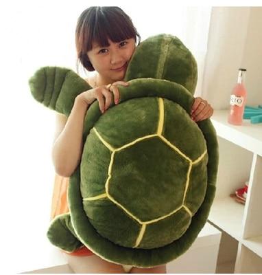 huge 80cm turtle plush toy tortoise doll throw pillow toy gift t8840 huge 70cm lovely gaint panda plush toy panda doll softh throw pillow christmas gift w2479