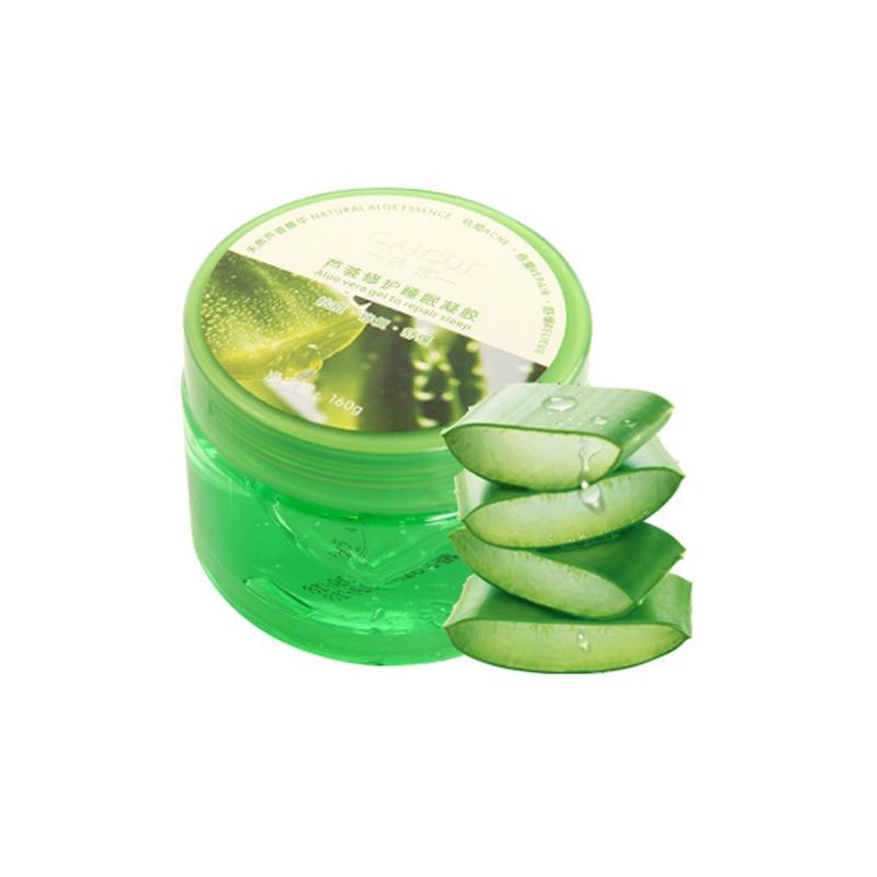 Aloe Vera Gel Night Cream Whitening Moisturizing Essence Anti Winkle Acne Pimple Remove Aloe Serum Repair Skin Care Face Cream
