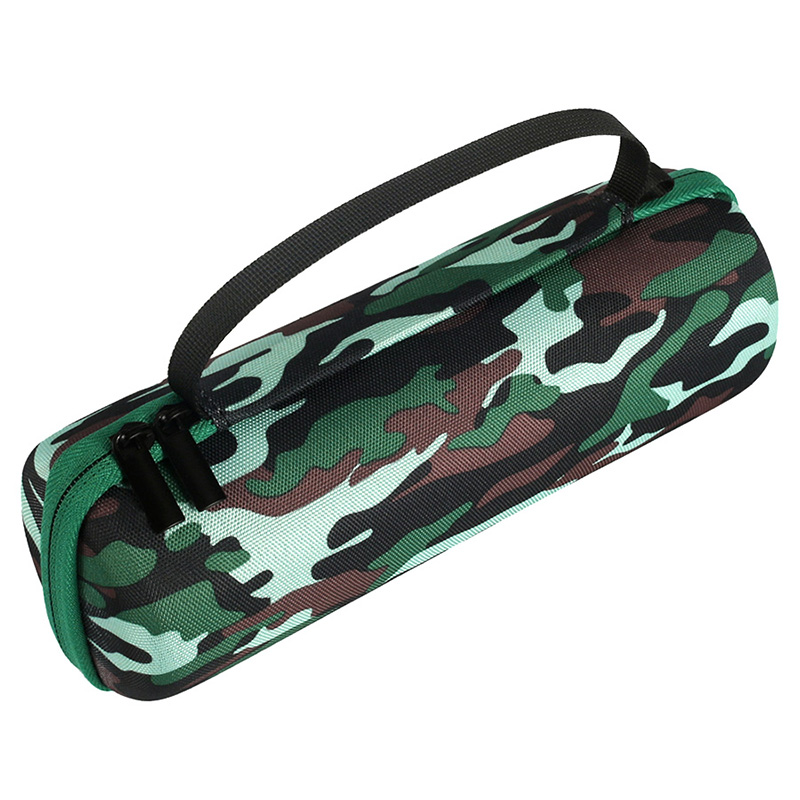 Portable Speaker For Flip4 Bluetooth Speaker Carrying Bag Camouflage Outdoor Protection Storage Box