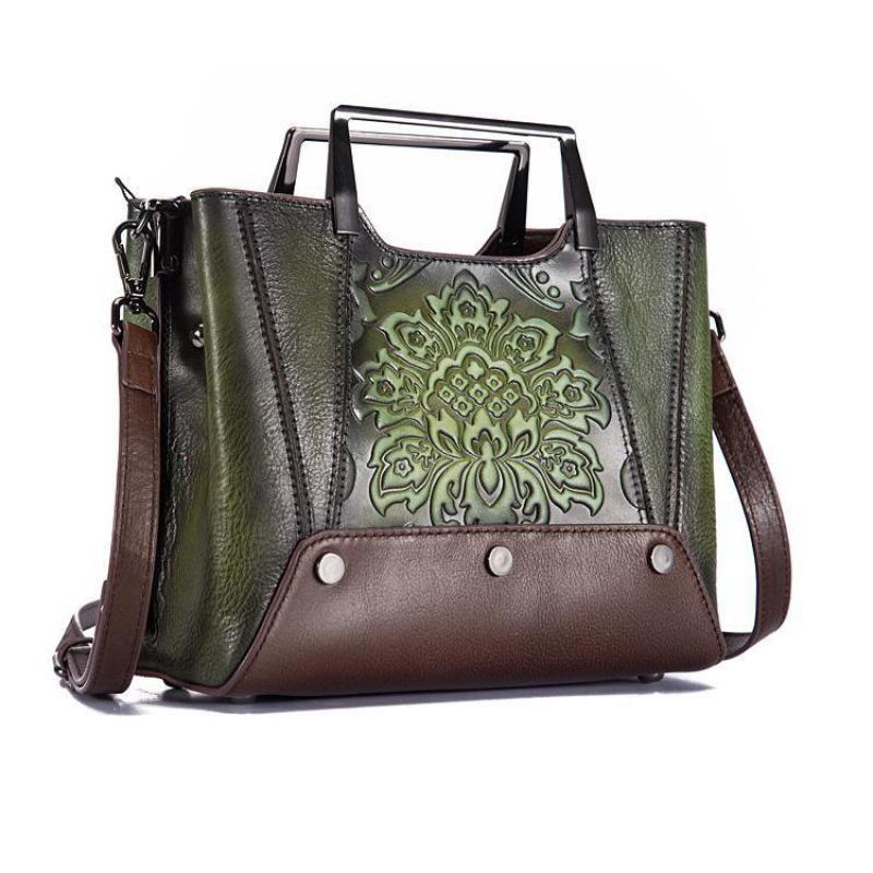 купить New Handbags Women Genuine Leather Shoulder Bag Crossbody Bag Sac A Main Femme Ladies Messenger Bag Long Strap Female Clutch по цене 4759.83 рублей