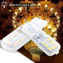 Mini G9 Led Lamp Corn Light 220V Bulb Spotlight for Lampada  g9 3W 5W Halogen Replace 14 22led Ampul Energy Saving