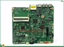 """Alta qualidade mb 90000079 para lenovo c325 20 """"aio placa mãe do portátil com amd e450 cpu da0qudmb6d0 rev: d ddr3 100% testado"""