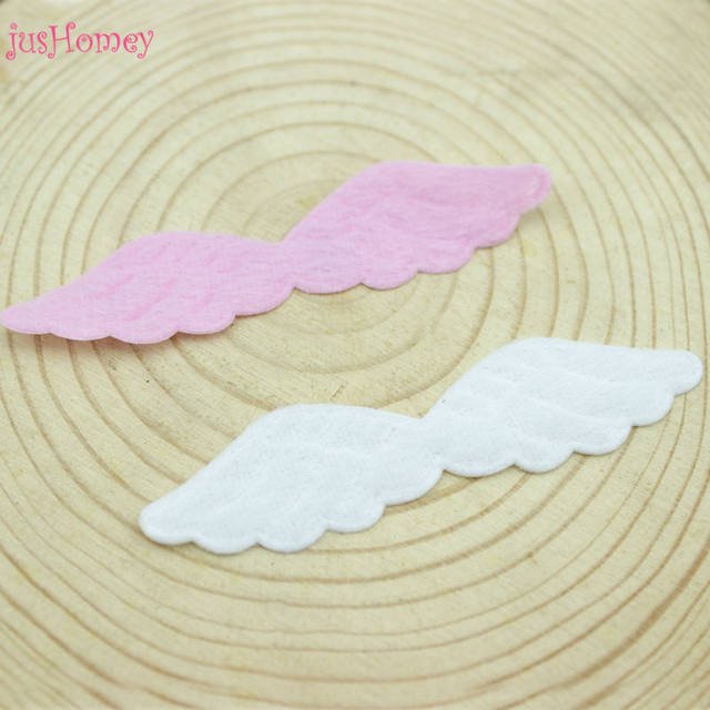 Online shop jushomey 200pcs 70x17mm flocking fabric angel wings online shop jushomey 200pcs 70x17mm flocking fabric angel wings appliques mini cupid wing cut outs gift box card scrapbooking applique patch aliexpress m4hsunfo