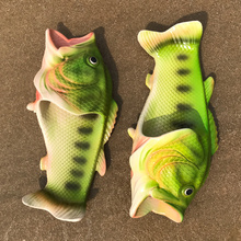 Unisex Beach Fish Shaped Beach Slippers