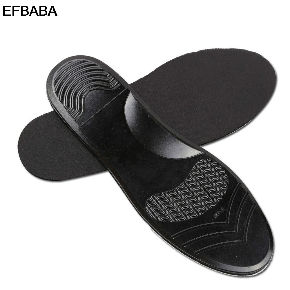 EFBABA Orthopedic Insoles Silicone Insole Flat Foot Arch Support Damping Sports Insoles Heel Spur Orthopedic Shoes Pad Inserts efbaba silicone gel insole women shoe pad arch supports massage foot pad heel pain relief orthopedic shoes insoles accessoires