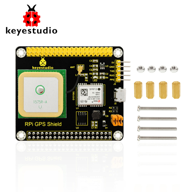 RPI GPS Shield