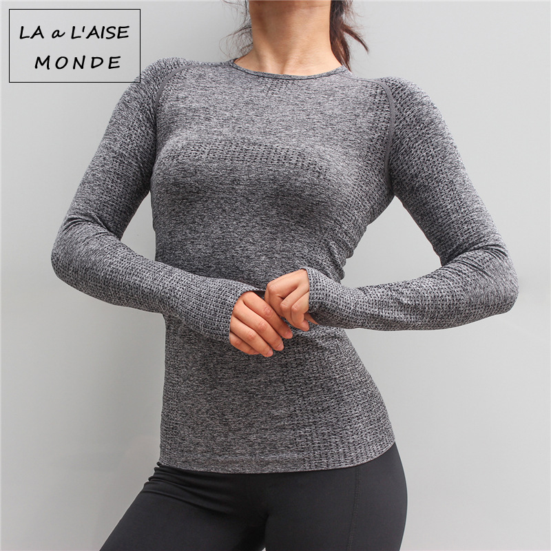 Gym T Shirts & Long Sleeve Workout Shirts for Women | Reebok US