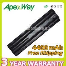 Apexway 4400 мАч батареи ноутбука для Hp Mini 210-3000 Dm1-4000 2103 646657-241 HSTNN-YB3B HSTNN-LB3B ТПС-Q101 ТПС-Q102