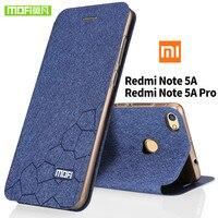 Xiaomi Redmi Note 5a Case Silicon Back Cover Mofi Xiaomi Redmi Note5a Case Flip Leather Redmi